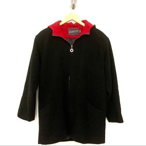 Pendleton 100% Merino Wool Hooded Jacket.
